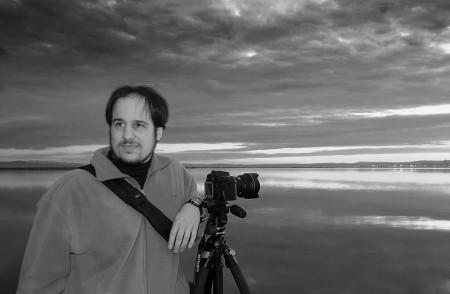 Retrato de un fotóagrafo, Juan Pablo Navarro (abril 2009)