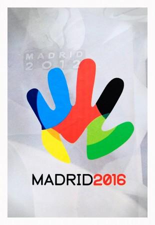 Madrid candidata Olímpica (junio 2008)