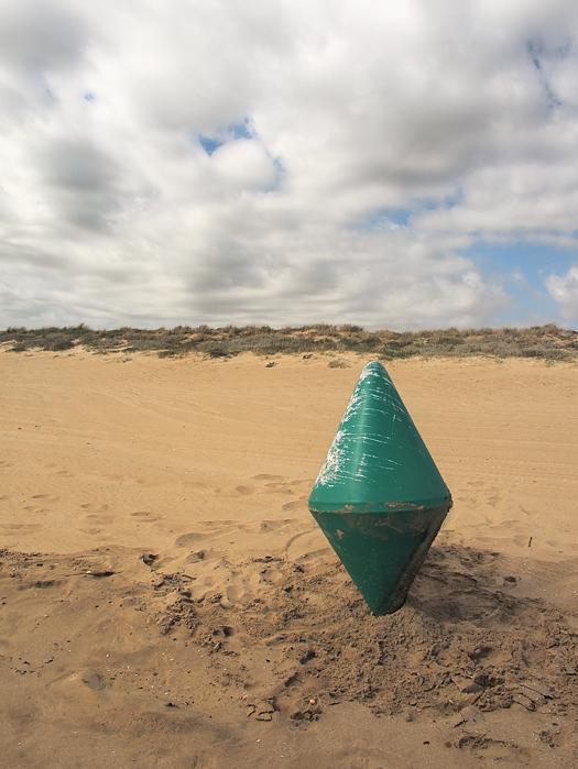 Playa de la Devesa. Agosto 2011
