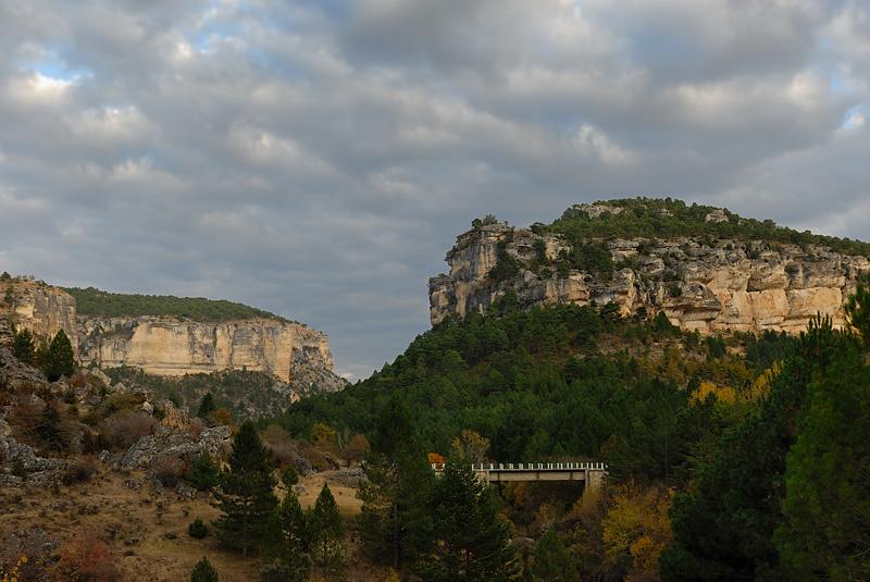 Puente del Martinete. Alto Tajo octubre 2011