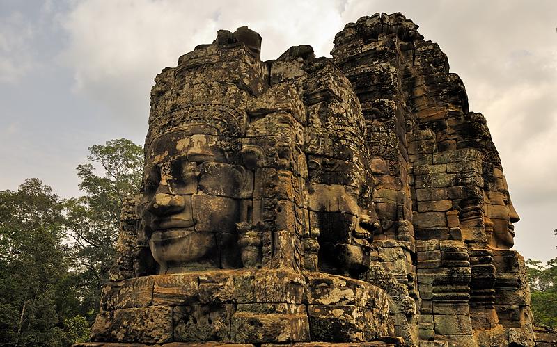 Angkor, Camboya abril 2011