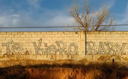 Te Kiero. Casas Ibañez febrero 2012