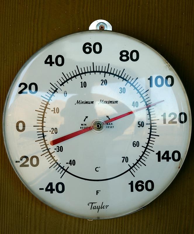 115 Fahrenheit. Stovepipe Wells, Death Valley, 29 de junio de 2012
