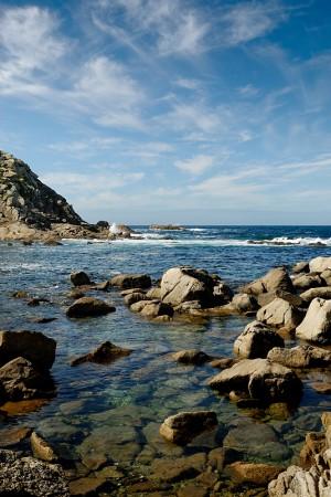 Islas Cies, octubre 2012