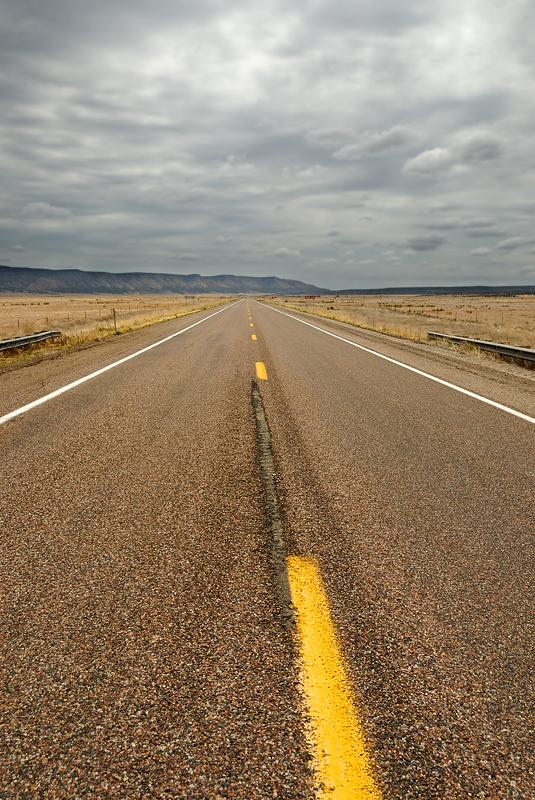 Ruta 66, Arizona julio 2012