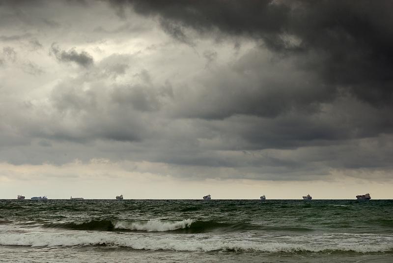 Mar Mediterrània. Agosto 2013