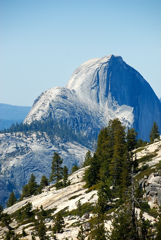 Half Dome desde Olmsted Point