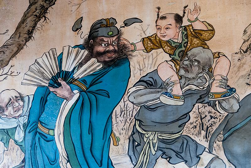 Pintura. Taipéi feb. 2014