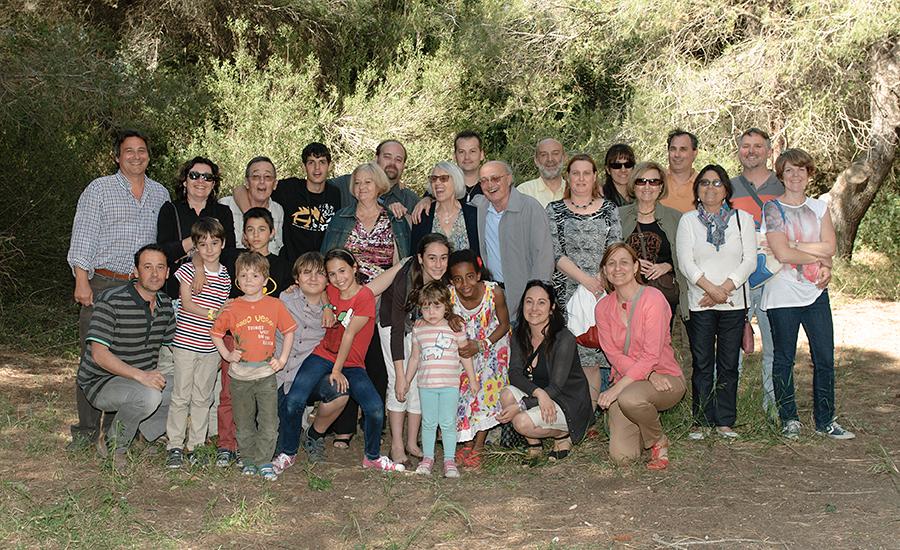 Familia, 3 de mayo de 2014
