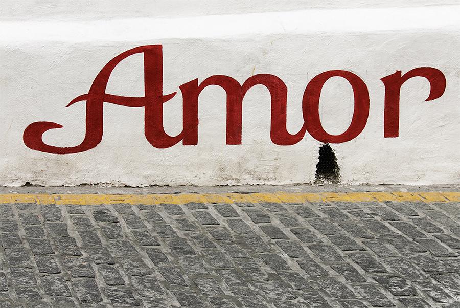 Amor, Granada abril 2014