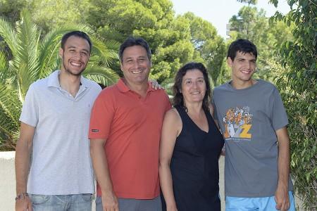 Familia, agosto 2015