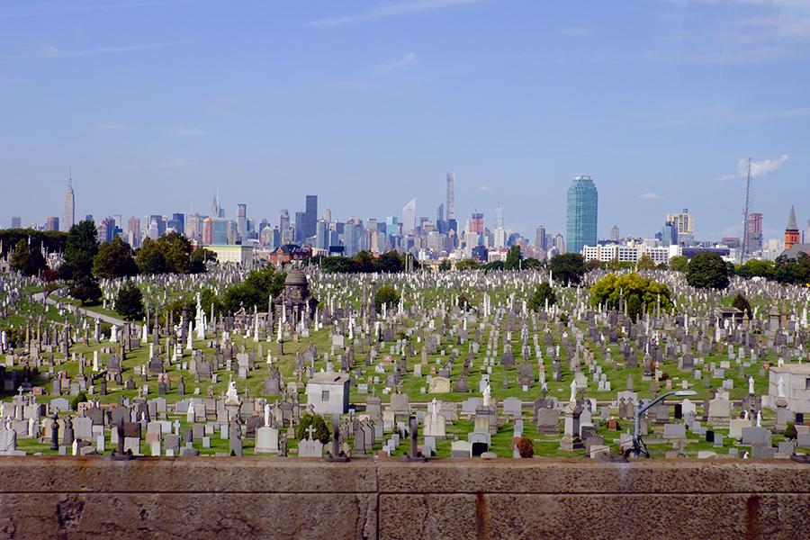Vista de Manhattan, octubre 2015