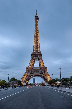 Torre Eiffel, mayo 2015