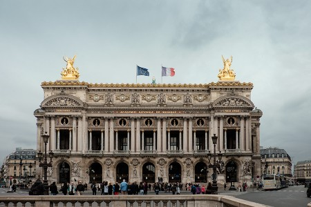 Opera de Paris,  mayo 2015