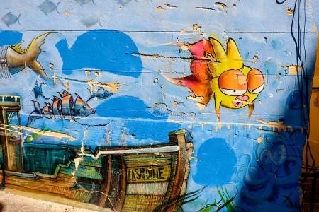 La Sardine, Marsella 2015