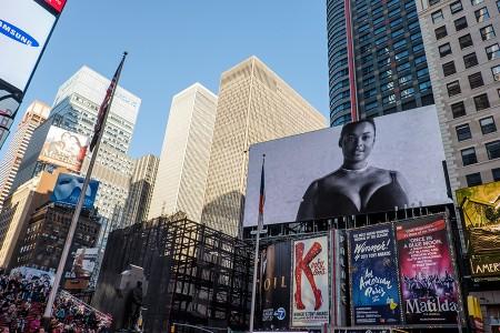 Anuncios, NYC octubre 2015