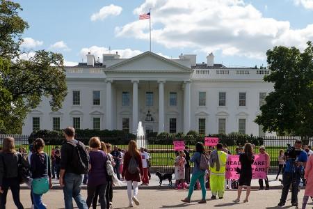 La Casa Blanca, Washington, octubre 2015