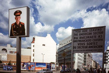 Recuerdos del muro, Berlín 1999