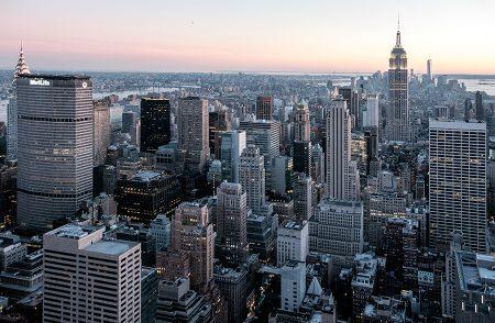 Nueva York, capital del imperio occidental contemporáneo. Octubre 2015
