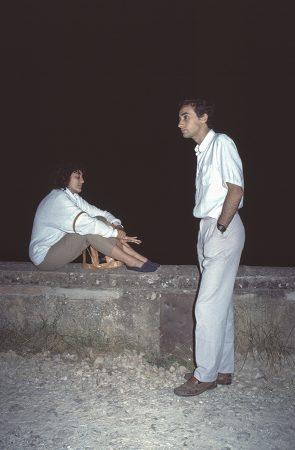 Navburis y Jimmy, Tragacete Julio 1988