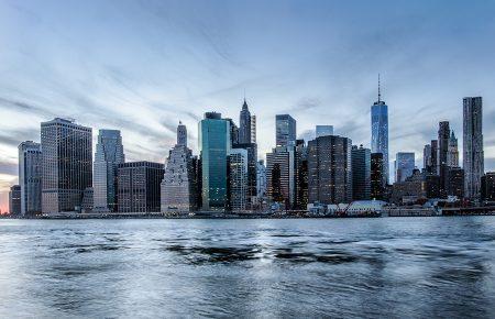 Low Manhattan, Brooklyn octubre 2015