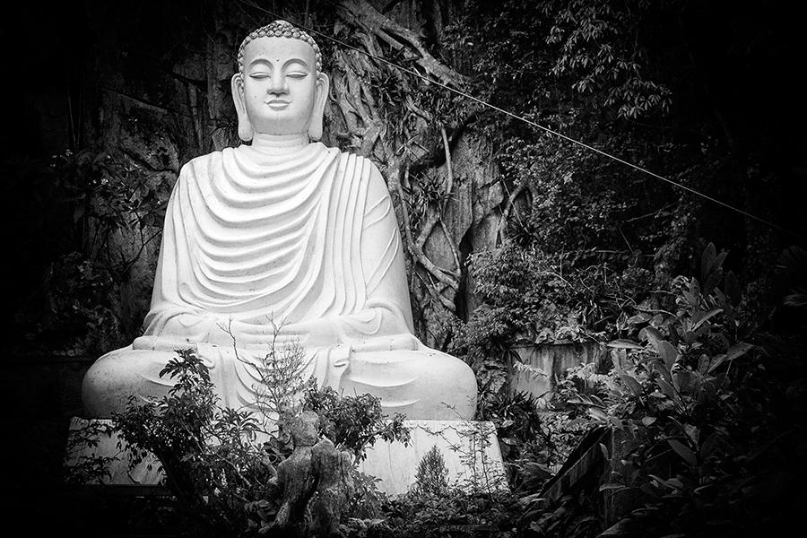 Buda, Vietnam, abril 2011