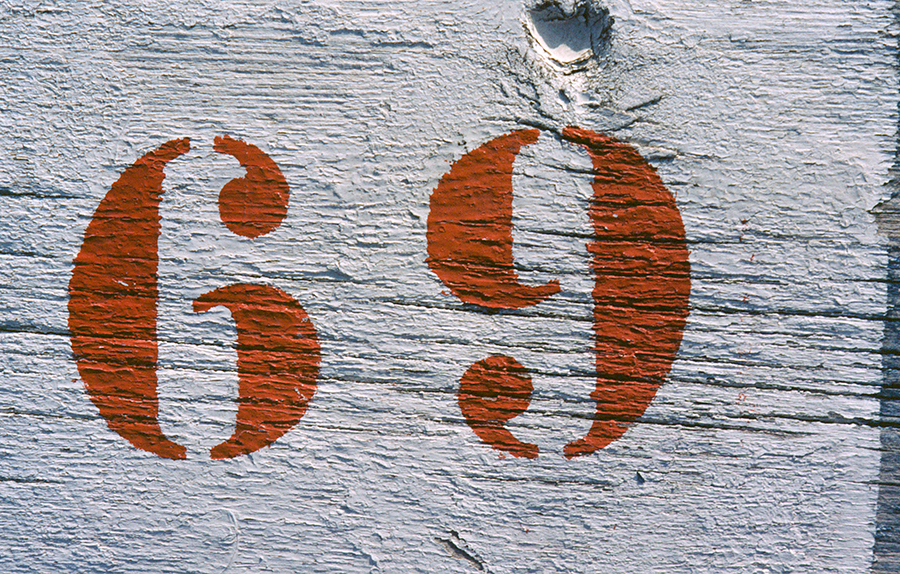 69, Baix Segura, abril 1991