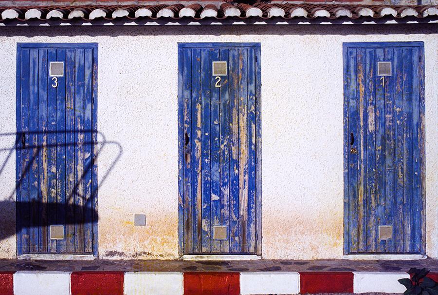 3 2 1, Baix Segura abril 1991