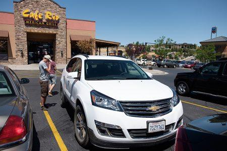 Mexican Grill. Cedar City, junio 2016