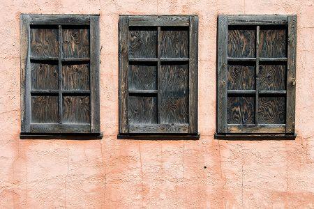 3 ventanas, Mormon Row, junio 2016