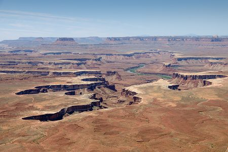 Green River, Canyonlands, junio 2016