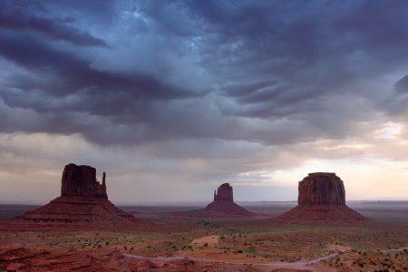 Monument Valley, junio 2016