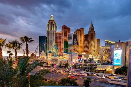 Las Vegas, junio 2016