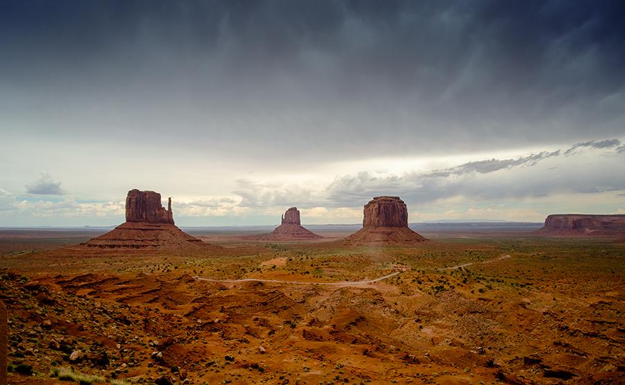 Mitten (12mm) Monument Valley junio 2016