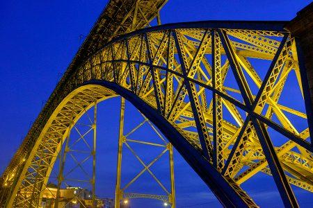 Puente Luis I, Oporto octubre 2016