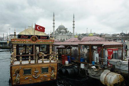 Estambul, marzo 2013