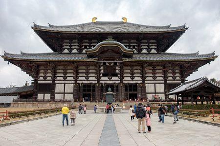 Nara Todaiji abril 2017