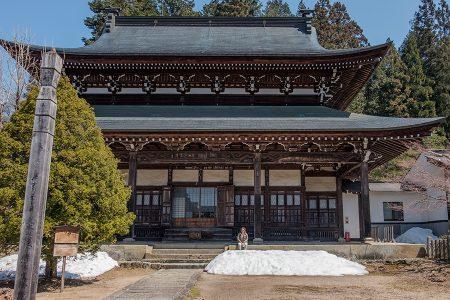 Templo Soyuuji, Takayama abril 2017
