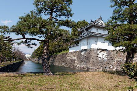 Castillo Nijo, Kioto abril 2017