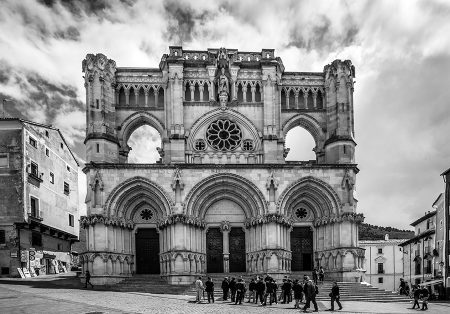 Catedral, Cuenca mayo 2017