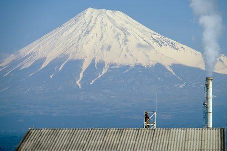 Monte Fuji, abril 2017