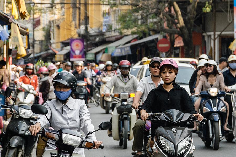 Hanoi, abril 2011
