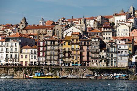La Ribeira, Oporto, octubre 2016