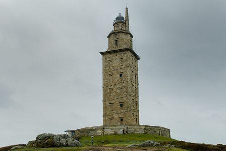 Torre de Hércules, marzo 2018