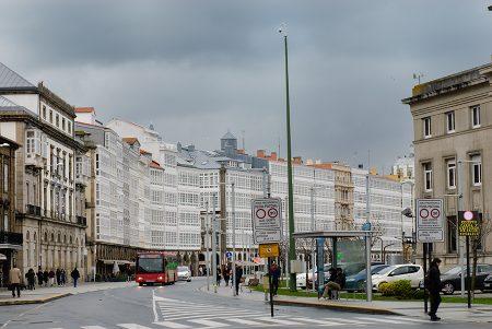 La Coruña, marzo 2018