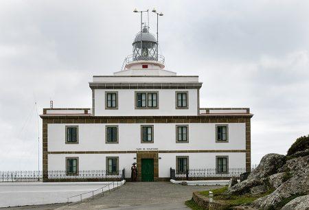 Faro de Finesterre, marzo 2018