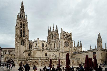 Catedral, Burgos mayo 2018