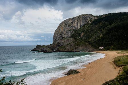 Playa Laga y Cabo de Ogoño, mayo 2018