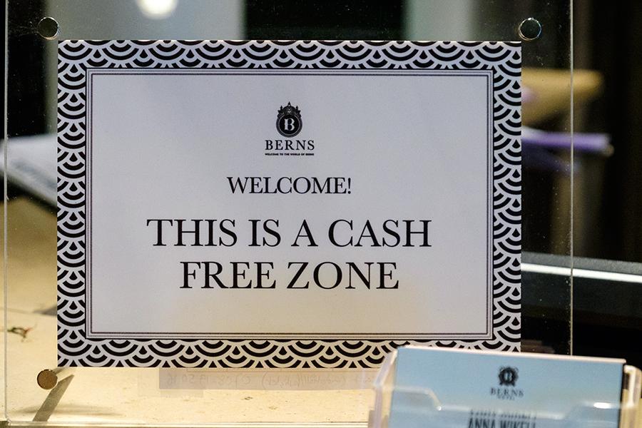 Cash free, julio 2018