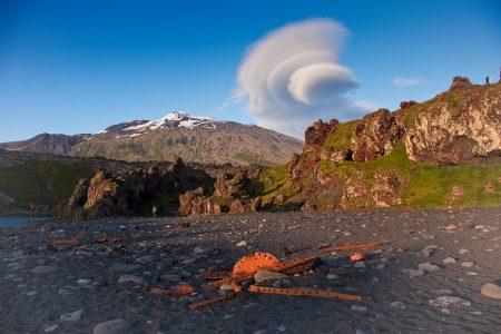Djúpalónssandur, Islandia agosto 2018